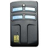 Mando duplicador HR Matic 2 multifrecuencia Rolling Code, Compatible...
