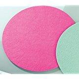 Filzuntersetzer rund Ø 35 cm Filz Untersetzer 4er Set pink Gilde