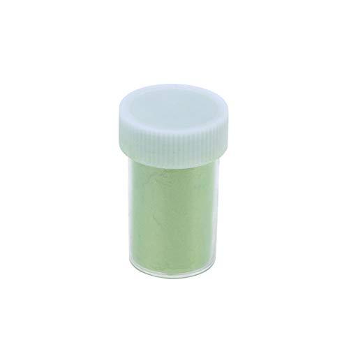 TOYMYTOY Glitter Puder Mineralverfassungs Pigment Augenschminke Make-up Nagel Kunst Körper Haar Seifen Herstellungs Lotion (Grün) - Grün Lotionen