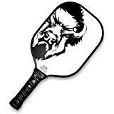 Bison Paddles - Premium USAPA Approved Pickleball Paddle | Graphite + PP Honeycomb