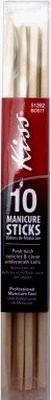 Baiser 10 bâtonnets de manucure (pack de 3)