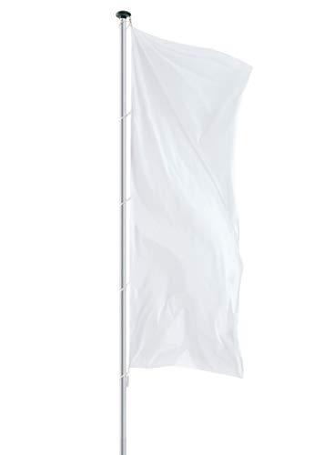 Deitert Fahnenmast Alu JUIST, 5?10m, abschließbar, 6 Meter, 75mm, einteilig