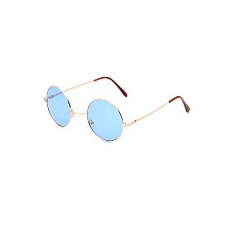 Sports Eyewear, Sunglasses For Women New Brand Designer Men Sun Glasses Round Frame Oculos De Sol Pink Mirror Eyeglass Lunette De Soleil Femme Sunglasses No 07