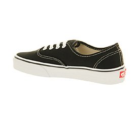Vans U Authentic Lo Pro Scarpe Sportive, Unisex Adulto Nero(Noir - Black White)