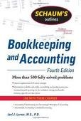 Schaum's Outline of Bookkeeping and Accounting 4th (fourth) edition Text Only