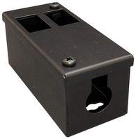 T.U.K. Metal GOP Box 2 OUTLETS Vertical MGOP2 - Conduit Outlet Box