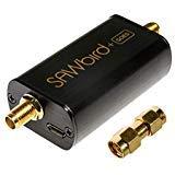Nooelec SAWbird+ GOES - Erstklassiges SAW-Filter & kaskadiertes Ultra-Low Noise-LNA-Modul für NOAA-Anwendungen (GOES / LRIT / HRIT) 1688MHz Mittenfrequenz