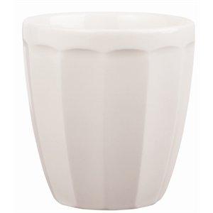 Churchill Super Verglastes dp855Just Desserts Cup, Weiß (12Stück)