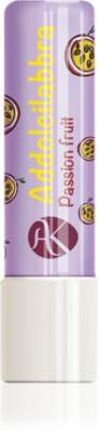 ALKEMILLA Addolcilabbra Fruit de la Passion - Beurre hydratant pour les lèvres - Certifié Bio - Avec Huile de Noisettes,de Tournesol et de Ricin - Apaisant et Hydratant - Produit en Italie - 5 ml