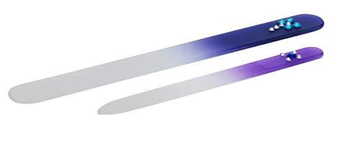 KTX7® Nagelfeile Glas 2er Set