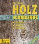 Dokumentation Holzschäden. Holzzerstörende Pilze und Insekten an Bauholz