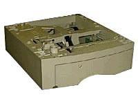 Lexmark Schublade und Becken für Halterungen 500Blatt weiß