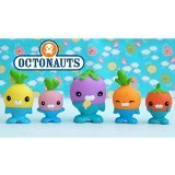Fisher-Price BDM00 - Octonauts the Vegimals 5 Action Figure Playset - Tunip