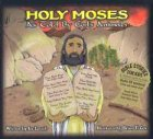 Holy Moses: As Told by God's Animals with CD (Audio) (CD Bible Stories for Kids)