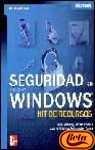 Seguridad en windows - kit de recursos - por Ben Smith