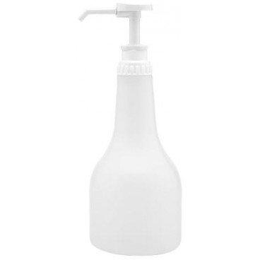 Sibel Pump Action Dispensing Bottle Shampoo, 500 ml
