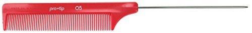 Pro Tip PTC05 Peigne à queue Rouge 210 mm