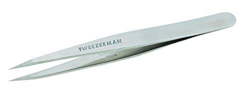 Tweezerman - Pince à épiler pointue - Inox