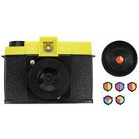 Lomography Diana Multi Pinhole Operator( Black/ Yellow)