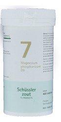 Schüssler salze Pflüger nr 7 Magnesium Phophoricum D6 400 Tablet glutenfrei