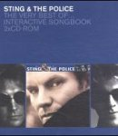 Sting & The Police, The very best of, 2 CD-ROMs Für Windows 95/98. Zum Erlernen d. Gitarren- u. Keyboard-Parts. Play-Alongs f. Gitarre, Keyboard od. Gesang. Die Hits in Videofilmen. Mit Quiz