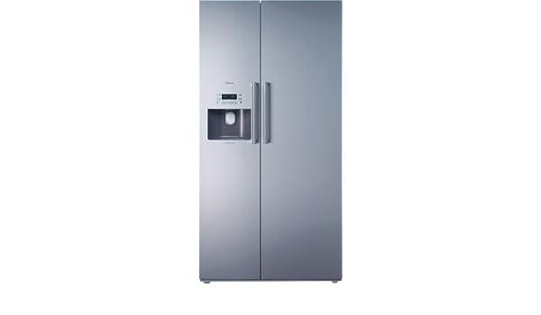 Amerikanischer Kühlschrank Maße : Siemens ka np amerikanischer kühlschrank amazon elektro