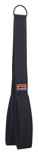 IPR Fitness® ISO Griff Pro Zum Patent angemeldet Fitness Griff-Hergestellt in Den USA, Schwarz, Standard