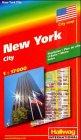 Hallwag City Map, New York City (City Maps) - Collectif