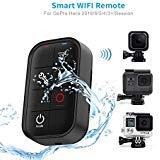 TELESIN Smart Télécommande sans fil pour GoPro Hero5 Black, Hero5 Session, Hero4 Session / 4/3 + Cameras