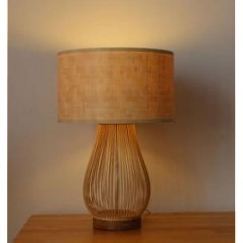 YFF@ILU Il bambù lampade lampade di bambù