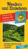 Wandern und Einkehren, Bd.2, Schwarzwald, nördlicher Teil