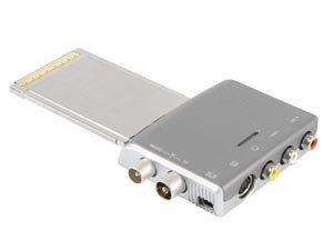 MEDION Laptop Notebook PCMCIA TV Video Karte Card Fernsehen