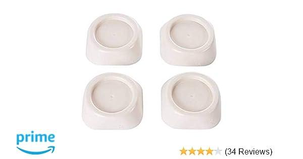 8x Vibrationsdämpfer Schwingungsdämpfer Waschmaschine Trockner Gummifüsse Anti