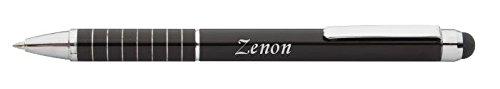 personalisierte-stift-und-touchscreen-stift-mit-aufschrift-zenon-vorname-zuname-spitzname
