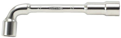 KS TOOLS 517.0414 Clé à pipe débouchée, 14 mm - 6 pans