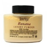 Ben Nye Banana Luxury Powder 42gm/1.5 oz - Kardashian Designer Haut