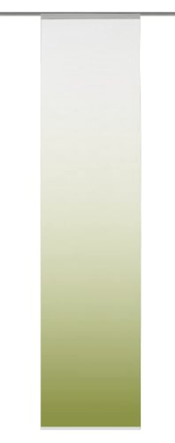 Home Fashion Tende A Pannello.Home Fashion Madrid Tenda A Pannello Poliestere Verde 245 X 60 Cm