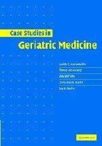 Case Studies in Geriatric Medicine by Judith C. Ahronheim (7-Jul-2005) Paperback