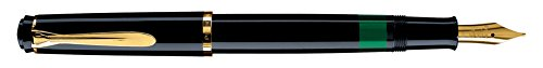 Pelikan 983056 Kolbenfüllhalter Classic M 200 vergoldete...