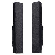 NEC MultiSync Soundbar - Monitor Speaker Bezel - Black