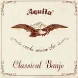 Aquila 6B Set de 5 cordes pour banjo DBGDG