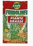 FONDOLINFA PIANTE GRASSE TERRICCIO PRONTO ALL'USO PER PIANTE GRASSE E SUCCULENTE IN CONFEZIONE DA 10 LITRI