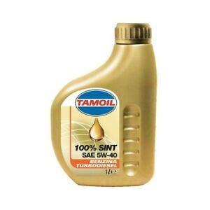 TAMOIL Olio Sintetico Per Motori A Benzina E...