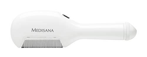 Medisana LC 860 - Peine eléctrico para piojos y liendres, para un cuero cabelludo saludable, también para animales