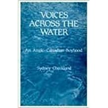 Voices Across the Water by S.G. Checkland (2002-04-30)