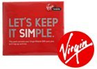 VIRGIN PAY AS YOU GO PRE-PAY SIM CARD + 10 FREE CREDIT