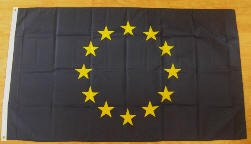 None Union Européenne, EU Grande Country Drapeau – 8 'x 5'.