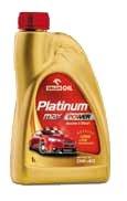 0w40 Motoröl Öl PLATINUM MaxPower 1 l
