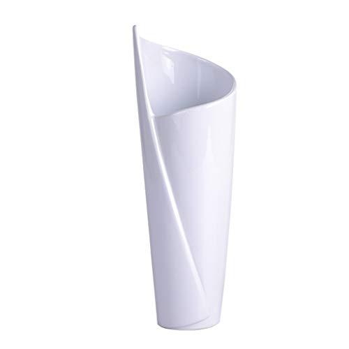 Vases LXF Ménage en Céramique Salon Creative Table À Manger Bureau Décoration Moderne Mobilier Minimaliste Décorations pour La Maison (Couleur : B)
