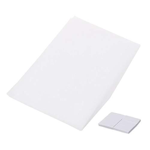 SimpleLife Universal de Cocina de Papel Absorbente Anti Aceite algodón filtros Extractor...